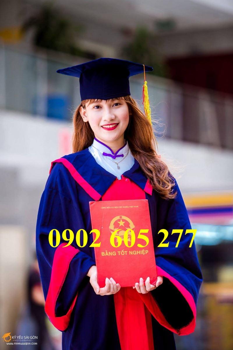 Cần may lễ phục tốt nghiệp cho học  sinh lớp 12 tại Huế