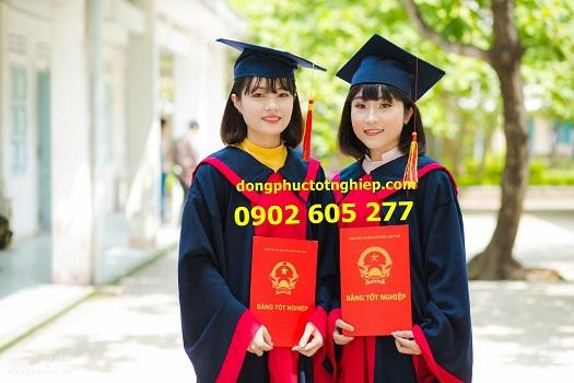 Bán đồng phục tốt nghiệp sinh viên đại học chất lượng