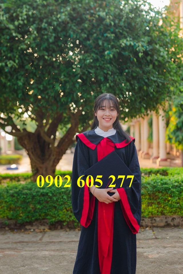 May đồ tốt nghiệp đại học giá rẻ tại quận tân phú