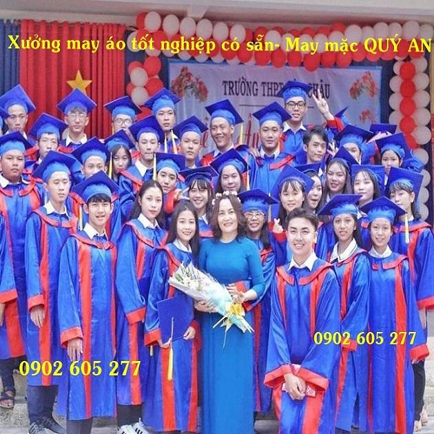 Thuê áo cử nhân ra trường cho sinh viên ở Bình Thạnh