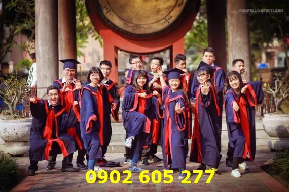 Cơ sở bán lễ phục tốt nghiệp THCS - co so ban le phuc tot nghiep THCS