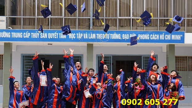 Bán áo tốt nghiệp THCS chất lượng - ban ao tot nghiep thcs chat luong