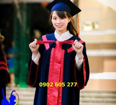 Nhận đặt may áo cử nhân sinh viên 2019