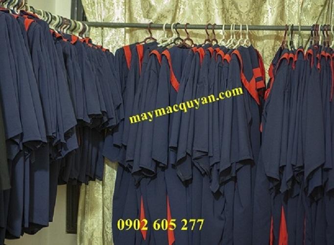 Cần thuê áo tốt nghiệp cho sinh viên ở Thủ Đức