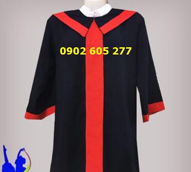 Xưởng bán áo cử nhân cấp 1
