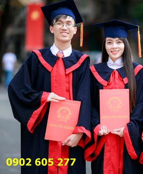 Bán áo cử nhân tốt nghiệp đại học 2019