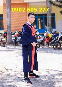 Cơ sở bán áo cử nhân sinh viên đại học giá rẻ