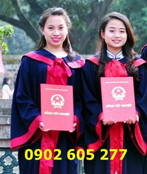 Cơ sở bán lễ phục tốt nghiệp cao đẳng