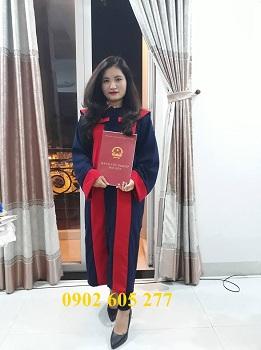 Dịch vụ cho thuê áo tốt nghiệp sinh viên