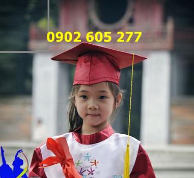 Chuyên bán áo tốt nghiệp tiểu học