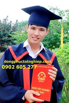 Cơ sở bán đồng phục tốt nghiệp sinh viên có sẵn