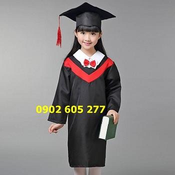 Chuyên bán áo tốt nghiệp học sinh mẫu giáo
