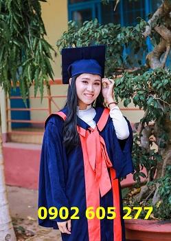 Mua áo tốt nghiệp sinh viên trường Hồng Bàng