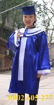May Áo tốt nghiệp cấp 1 tại hcm
