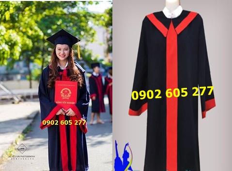 Xưởng bán lễ phục tốt nghiệp đại học