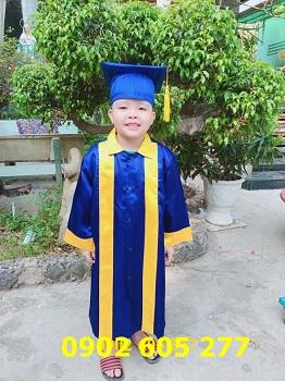 Bán lễ phục tốt nghiệp 5 tuổi năm 2019
