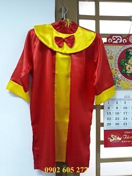 Xưởng may áo tốt nghiệp mầm non