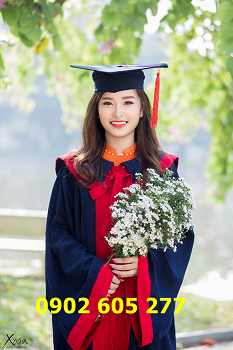 Cơ sở bán lễ phục tốt nghiệp THPT 2019