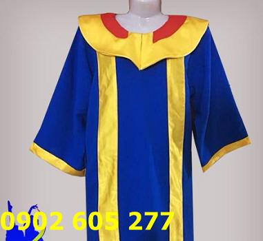 Bán áo cử nhân mẫu giáo- ban ao cu nhan mau giao