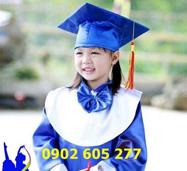 Chuyên bán lễ phục tốt nghiệp mầm non