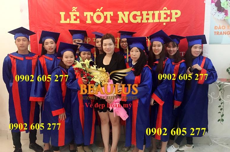 Thuê lễ phục tốt nghiệp tại quận Bình Thạnh