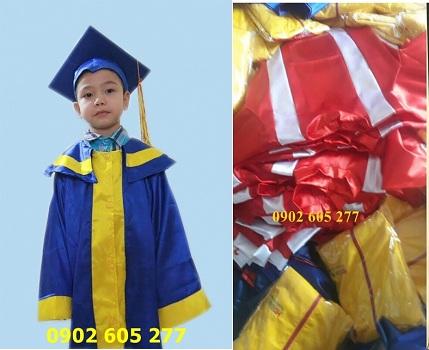 Cơ sở bán áo cử nhân tốt nghiệp lớp 5