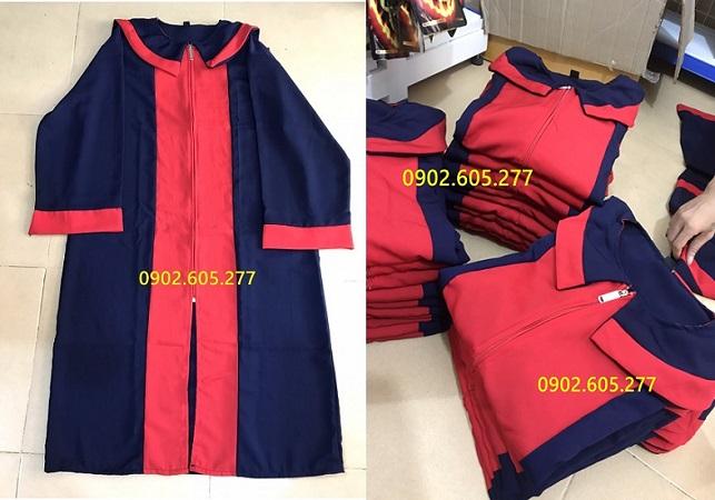 Lễ phục tốt nghiệp dành cho các bạn lớp 12 ở Hóc Môn